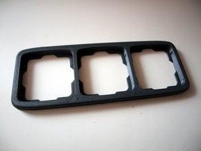 Libertango - Faceplate Frames