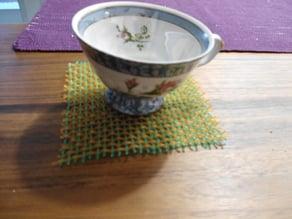 Filament tea cloth