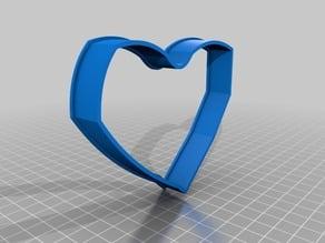 Corbin_Heart Cookie Cutter