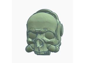 Chaplain Skull 40k