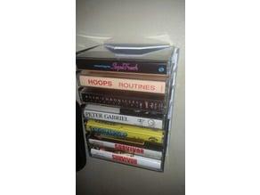 cassette wall rack v1