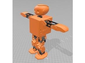 Miniplan - Qrio - Humanoid robot