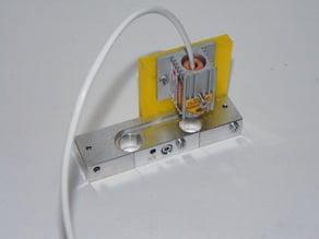 JTechPhotonics laser mount for Robosavvy MM2x kit