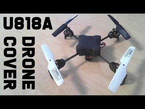 Compact Drone Cover for U818A