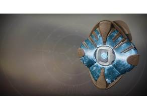 Destiny 2 ghost COSMOS SHELL