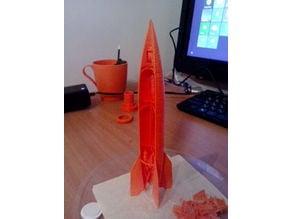 FAW V2 A4 Rocket