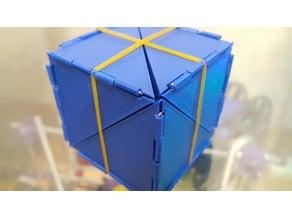 Geo Cube / Cube Transformer / Free Replica