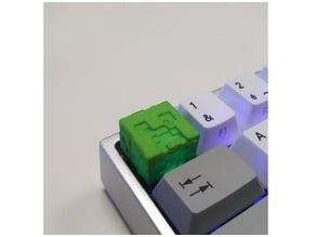 Creeper keycap (mx)