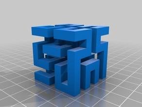 Customizable Accurate Hilbert Cube
