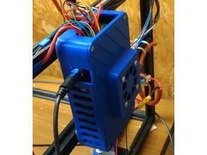 Enclosures for MKS GEN 1.4 (Kingprint) and RepRapDiscount Full Graphic Smart Controller