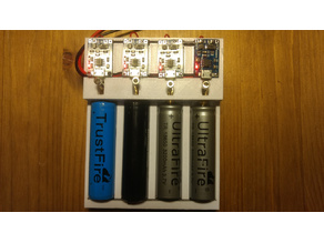4 cell 18650 battery charger