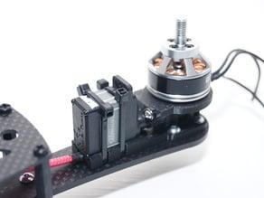 ULTri Mini Tricopter - Yaw mechanism