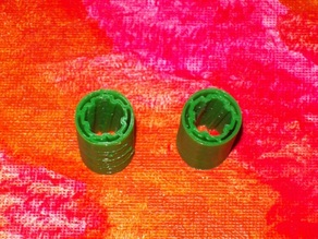 Printable LM8UU bushing v3