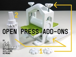 Open Press add-ons