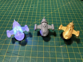 Firefly Board game Ships (extras)