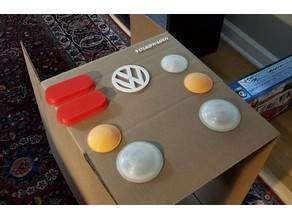VW Bus Costume Parts