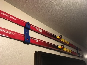Cross Country Ski Holder