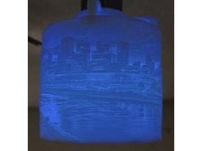 Litophane Lampshade