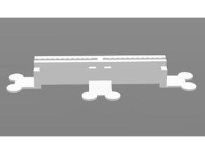 Remix of Makerbot Replicator 5th Gen Belt Clip by santier74