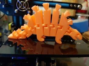 D.W Stegosaurus