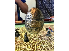 Dragon Egg Dice Holder
