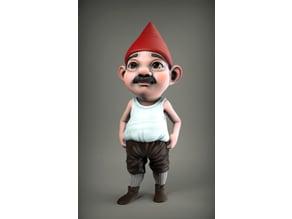 Giustino the Gnome