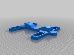 Base Frame for quadruped robot