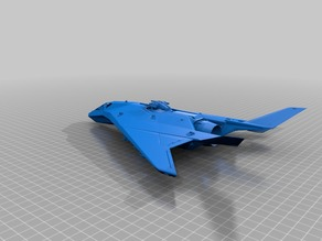 ANVIL ARROW fixed and printable/ Star Citizen