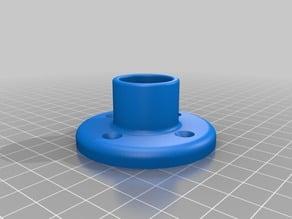 Pipeholder 22mm