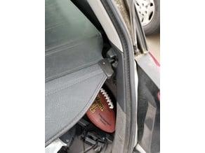 Subaru Trunk Cover Latch Replacement