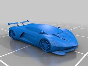 Vendetta GTR-800 Concept