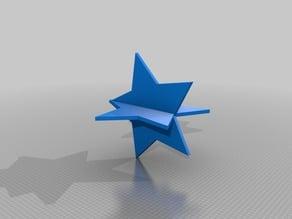 Estrella doble