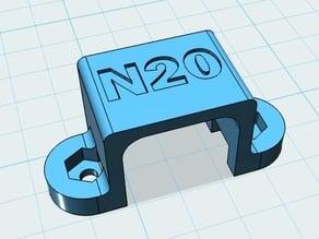 N20 motor mounting bracket