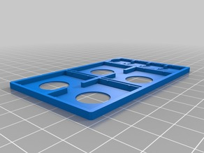 SD Card Holder (Business Card size)