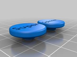 fidget spinner cap with text, Customizable