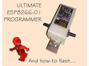 Ultimate ESP8266-01 Programmer (& USB Adapter)