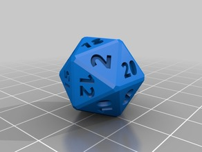 Full D&D Dice Set