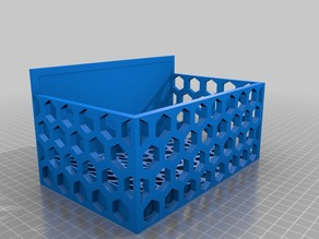 Bucket with Ramp and Holes