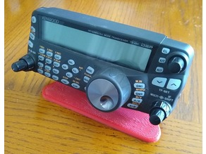 Stand for Kenwood TS-480 Control Head