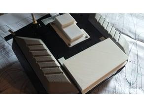 taranis QX7 3S lipo cover
