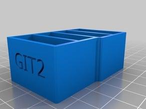 Gitup Git2 battey holder