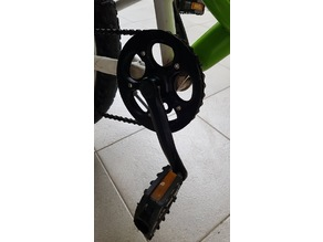 Bicycle Chain Guard (ring)