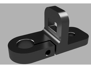 HyperCube Z-Shaft Clamp 10mm