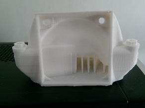 Active cooling fan for Flashforge/Makerbot/Etc - One nozzle only!
