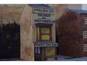 Ripper's London - Funeral Parlour / Shop