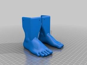 Shapely Tronxy X3 Feet