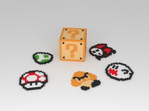 Mario Collectibles