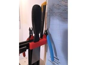 Ender3 Dual Nipper Tool Holder