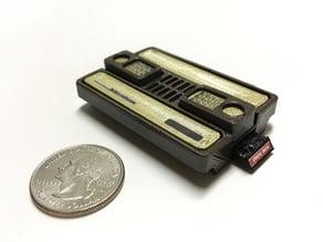 Mini Intellivision console