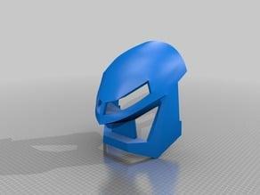 Full Size Kanohi Miru (Toa Lewa Bionicle Mask)
